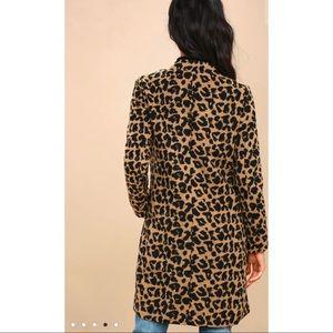 Lulu's Jackets & Coats - NWOT lulus Coat.